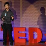 岩谷圭介 TEDxHIU