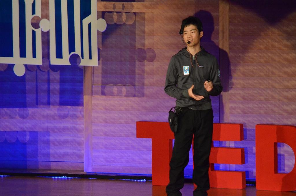 TEDx 岩谷圭介